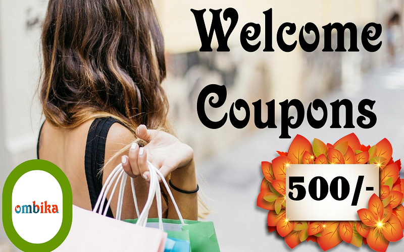 Welcome Coupons for Indian Shoppers